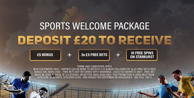 K8 Sports Betting Site: £20 in Bonus + 20 Free Spins